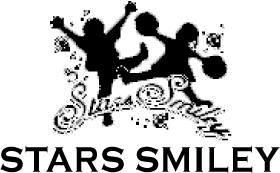 starssmileytitleロゴ