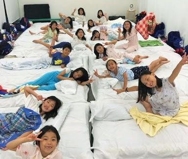 BLAZERS mini夏合宿