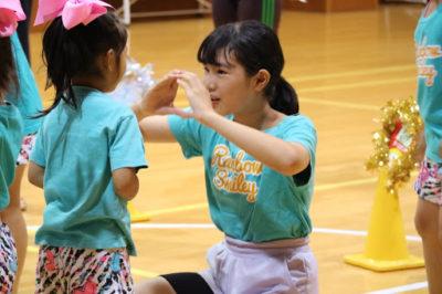 RainbowSmiley夏合宿 ジェスチャーゲーム