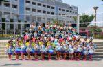 新浦安Rainbow Smileyの全員集合写真