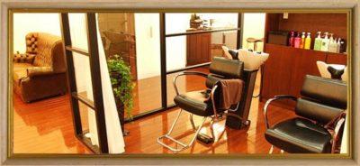 二子玉川バルカの美容室