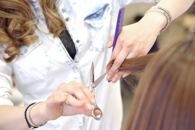 美容師の職業体験イベント