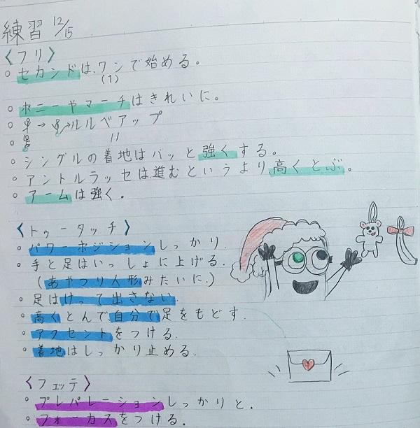 チアノート Ayane