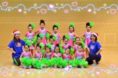 恵比寿Stars Smiley Kids集合写真
