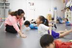 運動が苦手な子の体操教室