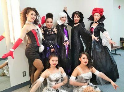 Stars Smileyファミリーおさらい会&新浦安Rainbow Smiley 10周年記念発表会 インストラクター集合写真