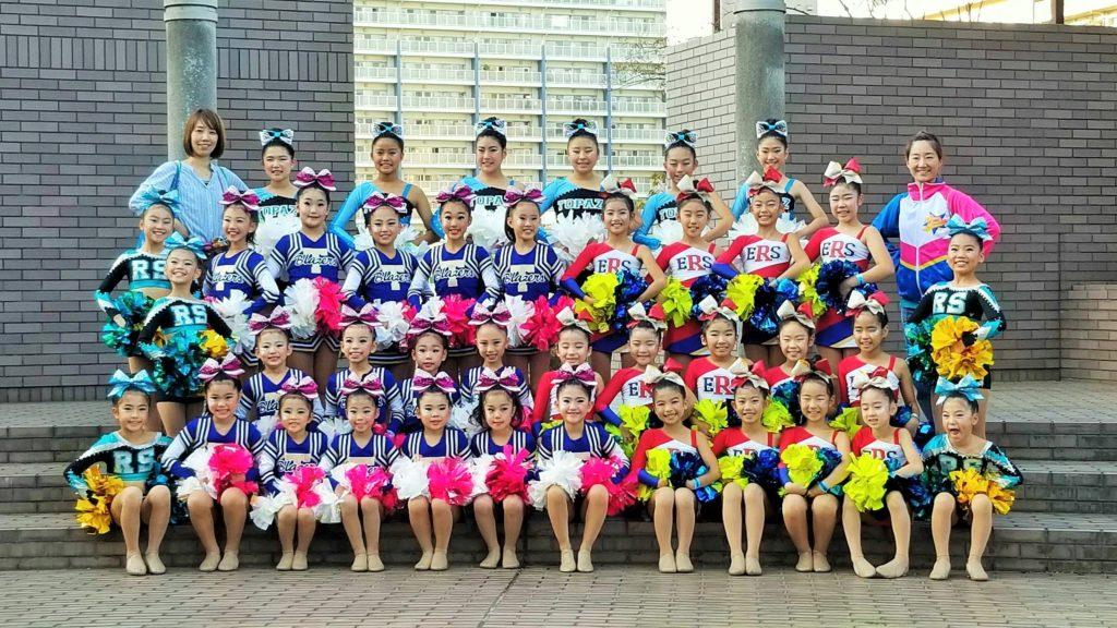 JCDA関東予選大会 Stars Smiley Family