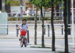 自転車に乗るコツ