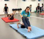 体操教室の様子