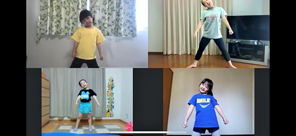オンラインレッスン Kids