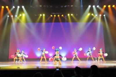 Stars Smileyファミリーおさらい会&新浦安Rainbow Smiley 10周年記念発表会 TOPAZminiの写真