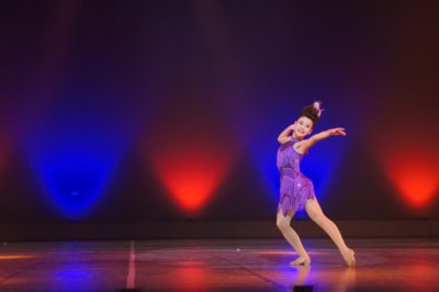 Stars Smileyファミリーおさらい会&新浦安Rainbow Smiley 10周年記念発表会 りいなちゃんソロ