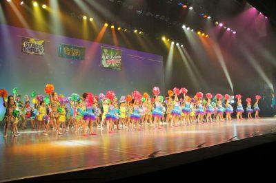 Stars Smileyファミリーおさらい会&新浦安Rainbow Smiley 10周年記念発表会でのSmiley Dance