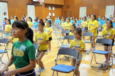 Summer Camp ballet lesson