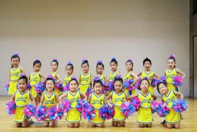Sun Smiley Shinagawa 「Glitter★Kids」