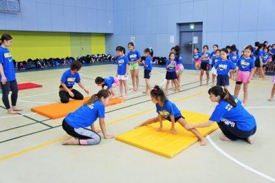 Summer Camp 2019 体操