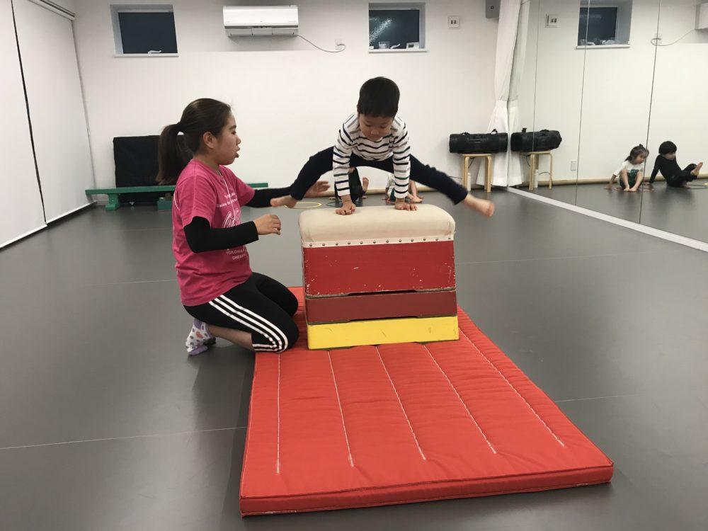 体操幼児クラス