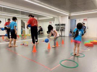 春季短期体操教室