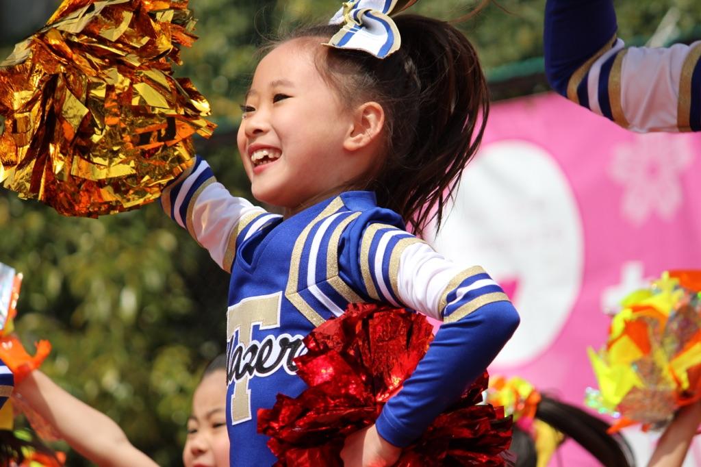 たまプラーザ桜フェスティバル出演写真